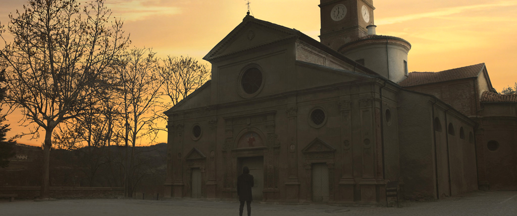 Pino Gengo: The Broken Key - Tramonto di Saliceto