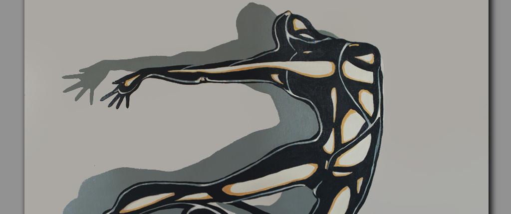Pino Gengo: Dancers - Pop Surrealism